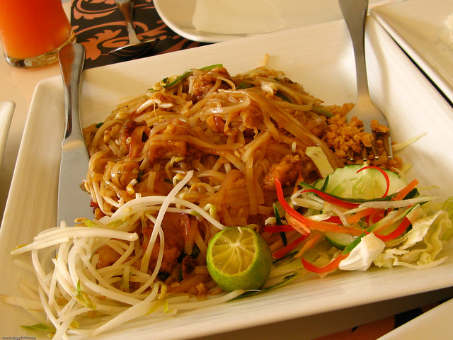 Thai Siam Restaurant Lawrence Ks Menu