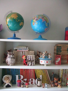 Playroom Shelves | by Vintage Pleasure