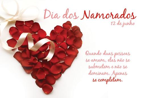 Frases De Dia Dos Namorados: Cartão Dia Dos Namorados