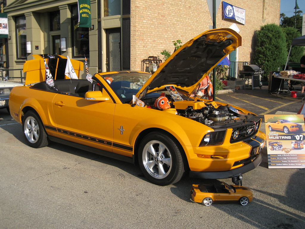 Lemont Car Show
