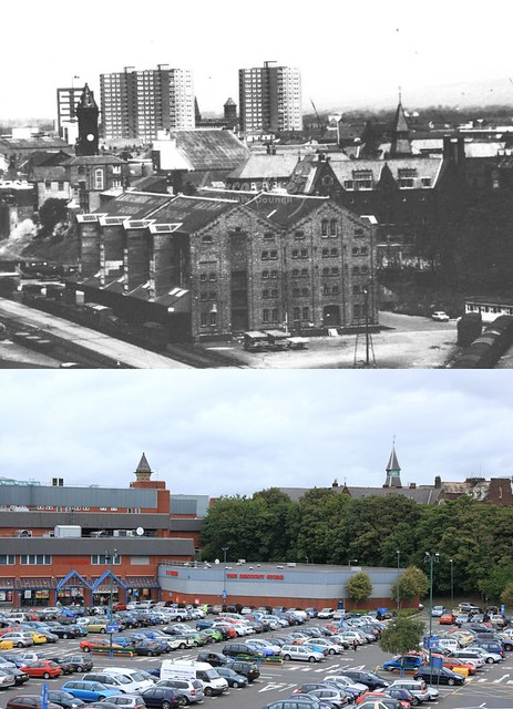 Preston Then And Now 23 The Lancashire And Yorkshire R