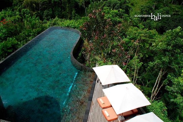 Ubud Hanging Gardens - lower pool   Ubud Hanging Gardens, Ba…   Flickr