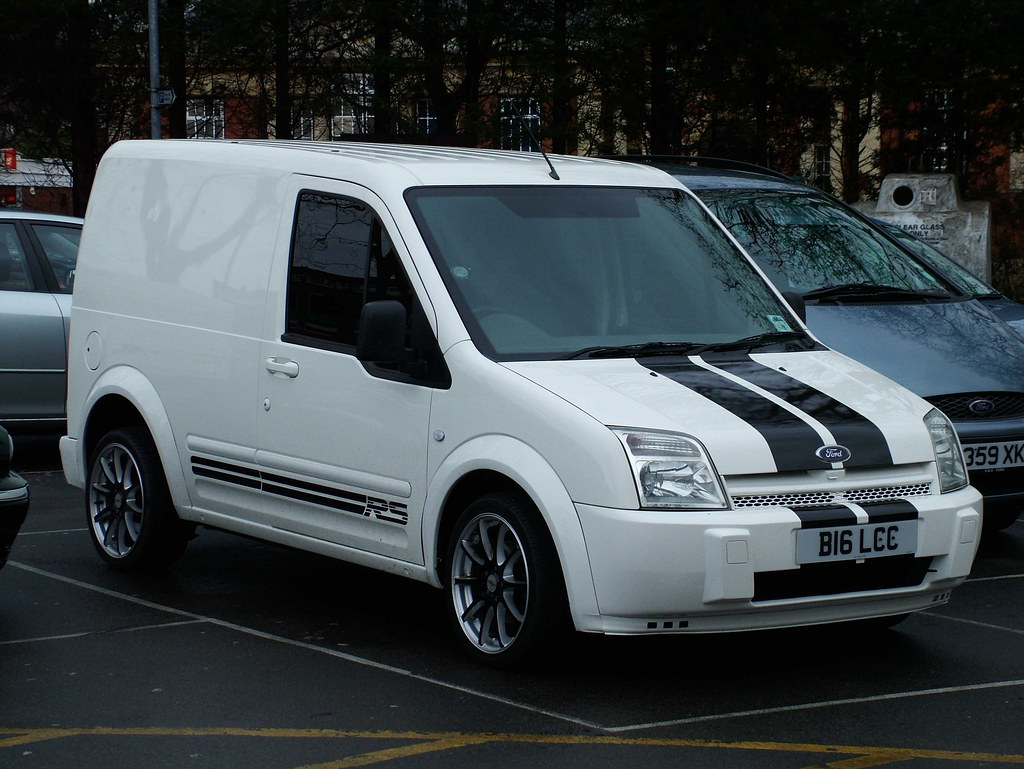 Ford Transit Connect >> BIG LEE   B16 LCC 2003 Ford Transit Connect RS 1753cc diesel…   kenjonbro   Flickr