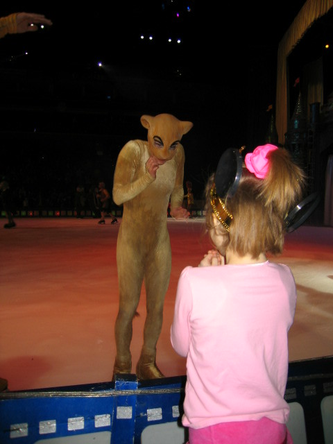 Simba's friend from the Lion King | Disney on Ice | Noreck ...