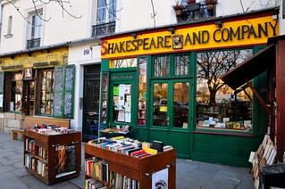 Shakespeare and Company, a famous bookshop in Paris. | by elsa11