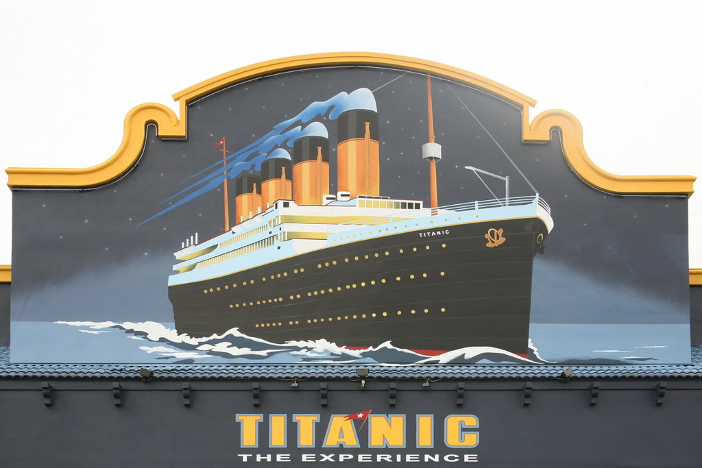 Titanic The Experience In Addition To The Meticulously