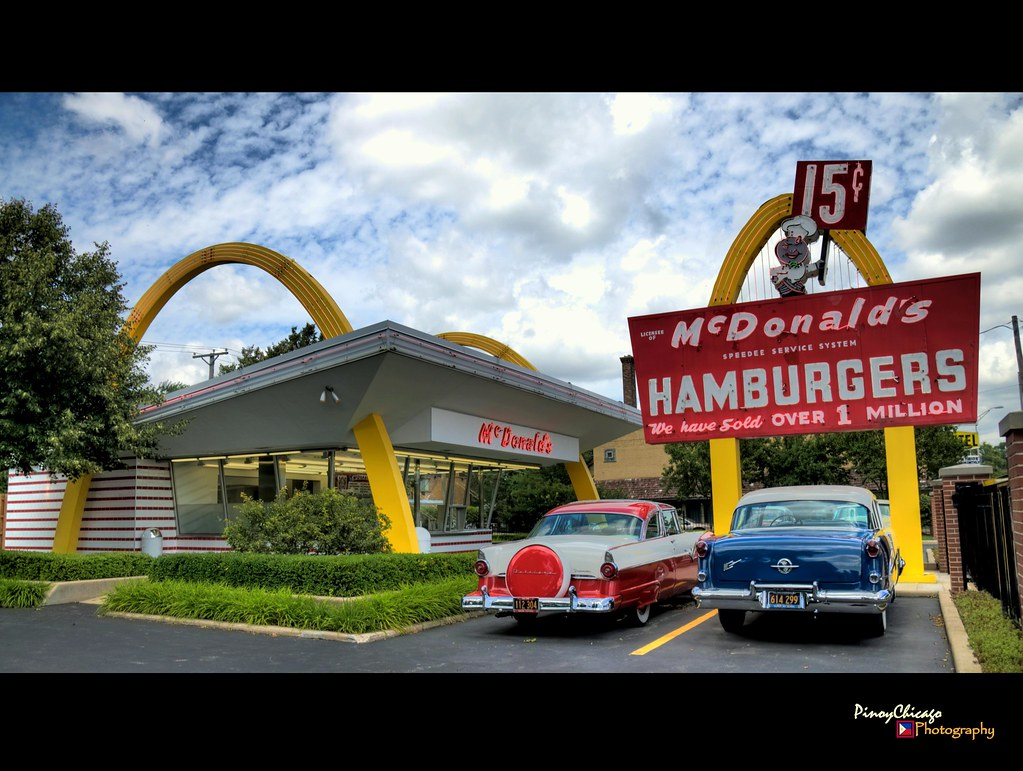 business philosophy of mcdonalds Ray's unique philosophy ray kroc wanted to build a restaurant system that one leg was mcdonald's ray kroc's business philosophy is also an.