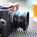 Leica M7 Camera at Wonderland