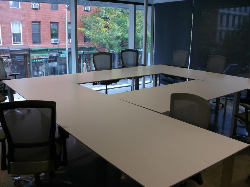 Unique Conference Room Table