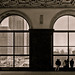 overlooking Michigan Ave - Chicago Cultural Center
