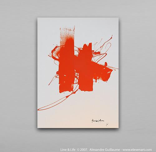 Abstrakten Malerei Abstrakte Kunst Gegenwartskunst Moderne