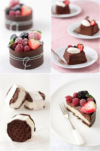 Flourless Chocolate Cake... | by tartelette
