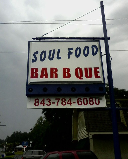 Gwen and franny 39 s soul food soul food and bar b que for Food for bar b q