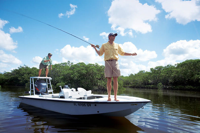 Fly fishing in everglades florida naples marco island for Fishing jobs in florida