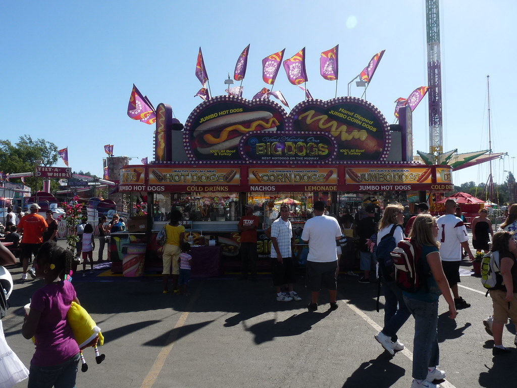 LA County Fair | Opening Day at LA County Fair 2009 ...