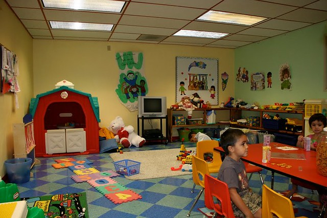 Church Nursery At Christian Of The Hills In Agoura