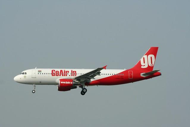 GOAIR  320-200 VT-WAF(cn3306)