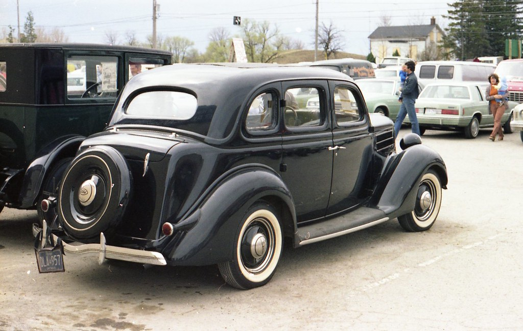 1936 ford 4 door richard spiegelman flickr