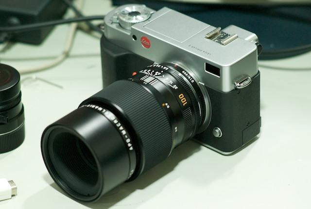 leica digilux 3 r 100 2 8 r lens adaptor to 4 3 with ap flickr rh flickr com Leica M-E Typ 220 Leica D-LUX 4