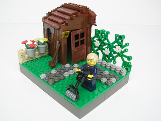 Lego garden [Explored] | by benlego