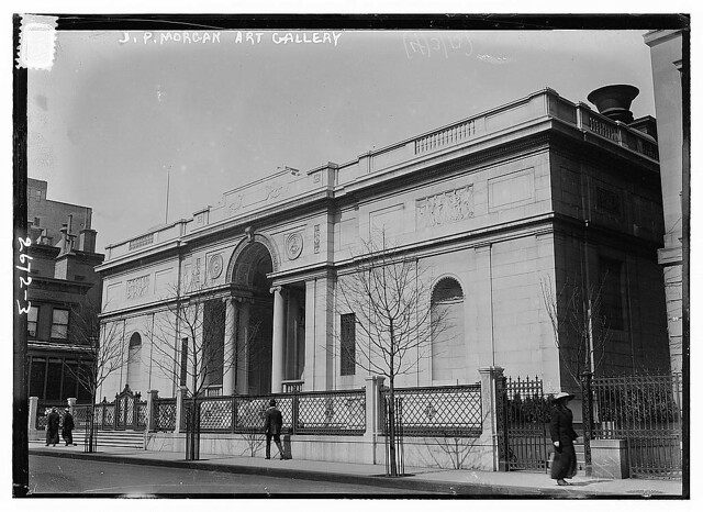 Jp Morgan Stock Chart: J.P. Morgan art gallery (LOC) | Bain News Service publisheu2026 | Flickr,Chart