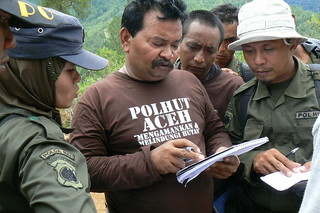 Aceh forest ranger | by East Asia & Pacific on the rise - Blog