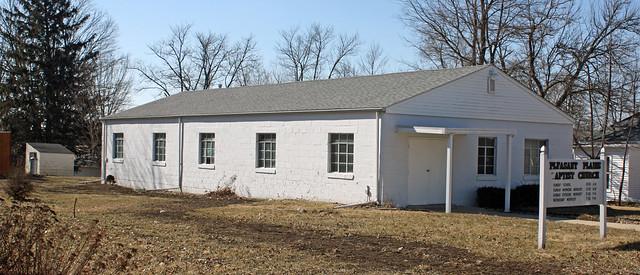 Pleasant Plains Il Baptist Church Flickr Photo Sharing