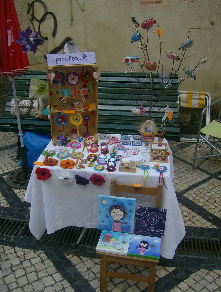 Feira Artesanato Urbano Coimbra ~ Feira de Artesanato Urbano de Coimbra a banca da pirolita u2026 Flickr