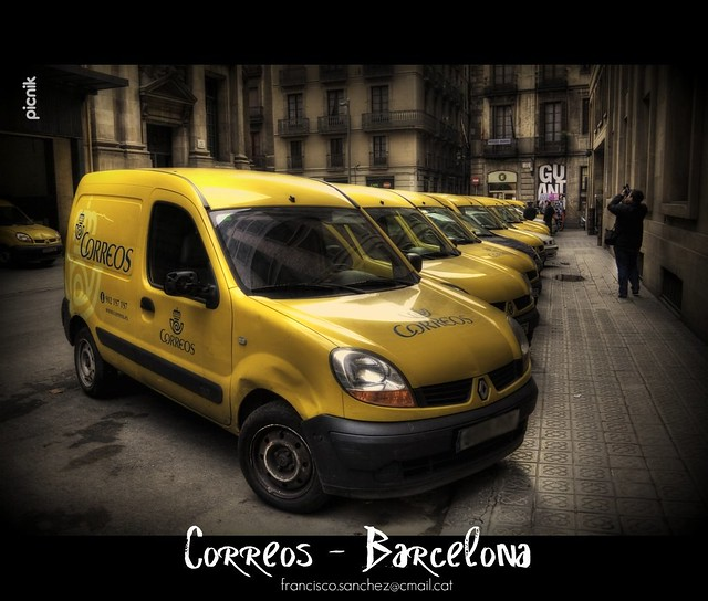 Correos barcelona despu s de los correos reales que for Oficina de correos barcelona