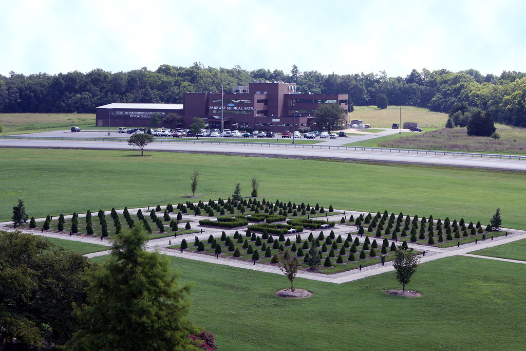Fort Campbell Memorial Park Honoring 248 Soldiers Killed