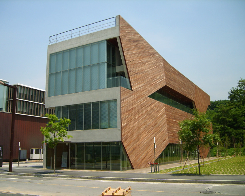 Dulnyouk Publishing House In Paju Korea Andrewarchy