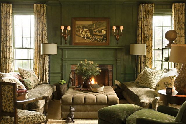 39 calke green 39 by farrow ball living room by barry dixon for Living room channel 10 barry