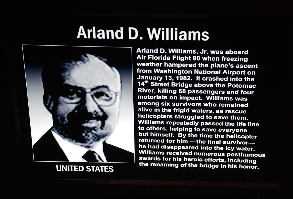 Honoring Arland Willia...
