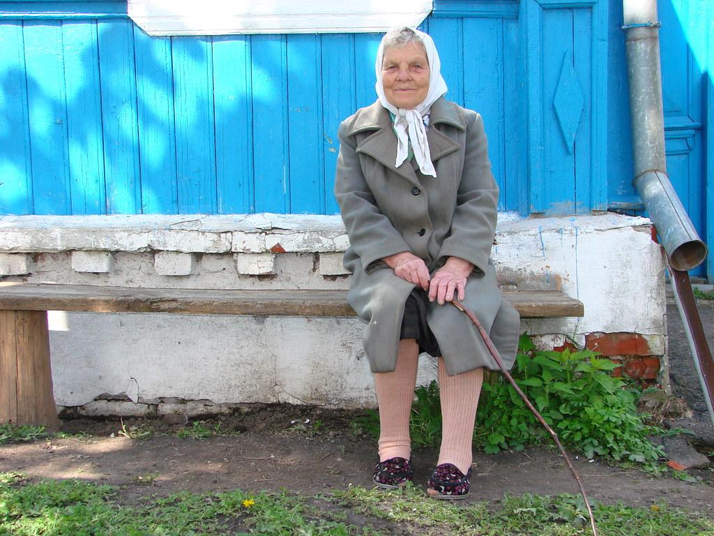 Голые бабушки фото русские