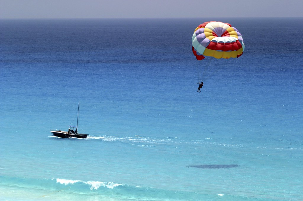 Image result for parasailing