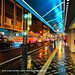 On a Rainy Night.  (Hirosaki Japan)  © Glenn Waters. Over 26,000 visits to this photo. Thank you.