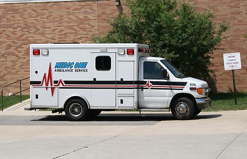 Medic One 978 Medic One 978 At Garden City Hospital