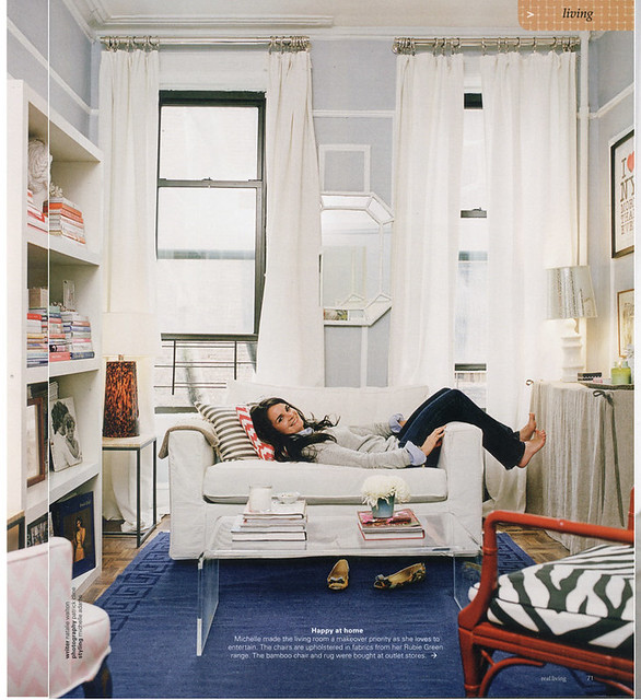 Ideas for small spaces white curtains faux paneling m - Curtains for small spaces ...