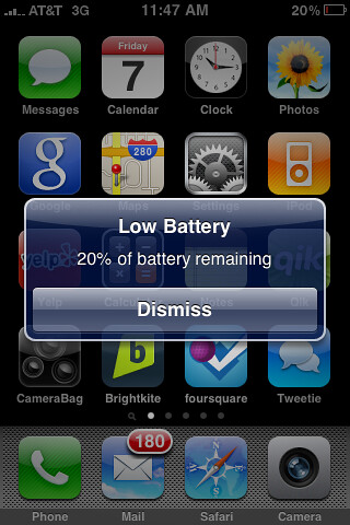 Iphone  Battery Percentage Drops Suddenly
