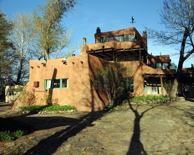 mabel dodge luhan house dusk flickr photo sharing. Cars Review. Best American Auto & Cars Review