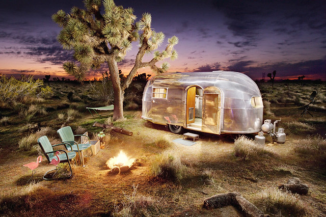 Airstream Trailer Home On The Range A How To E Book Is