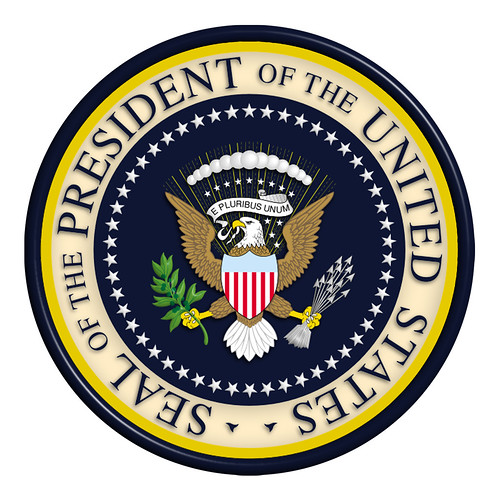 Seal Of The President Of The United States Of America | by DonkeyHotey