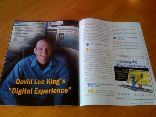 I Was Featured in TK Magazine | by David Lee King