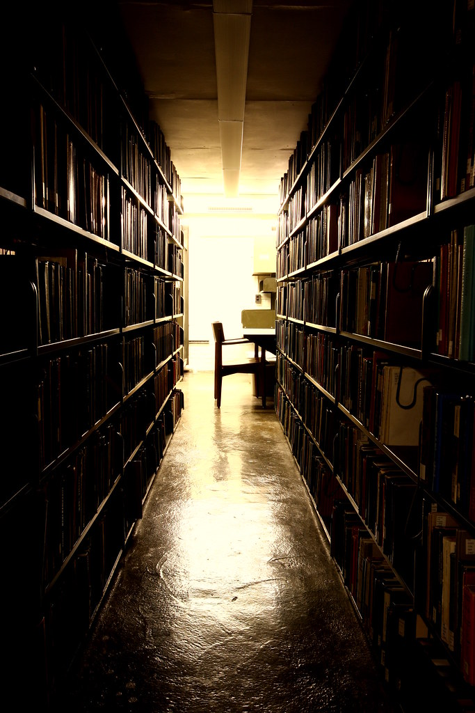 תוצאת תמונה עבור scary library