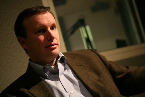 Congressman Chris Murphy | by WNPR - Connecticut Public Radio