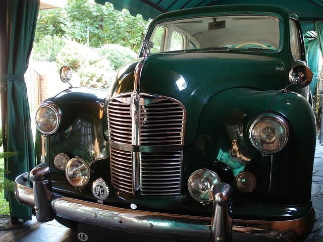 Austin a40 devon 1948 front club cl sicos san miguel for 1948 austin devon 4 door