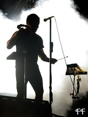 Trent Reznor - Nine Inch Nails - Rome
