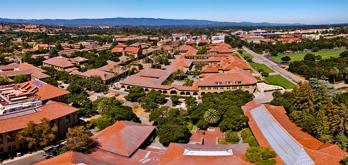 Stanford from Hoover Tower | by kun0me