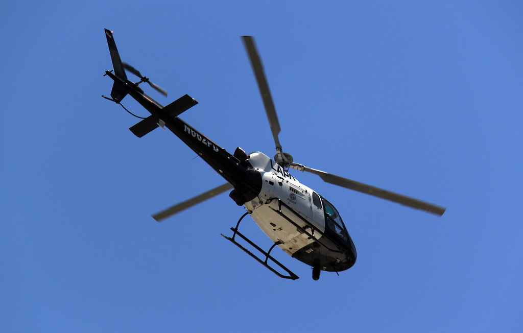 Helicopters Flying Over My House November   Long Island