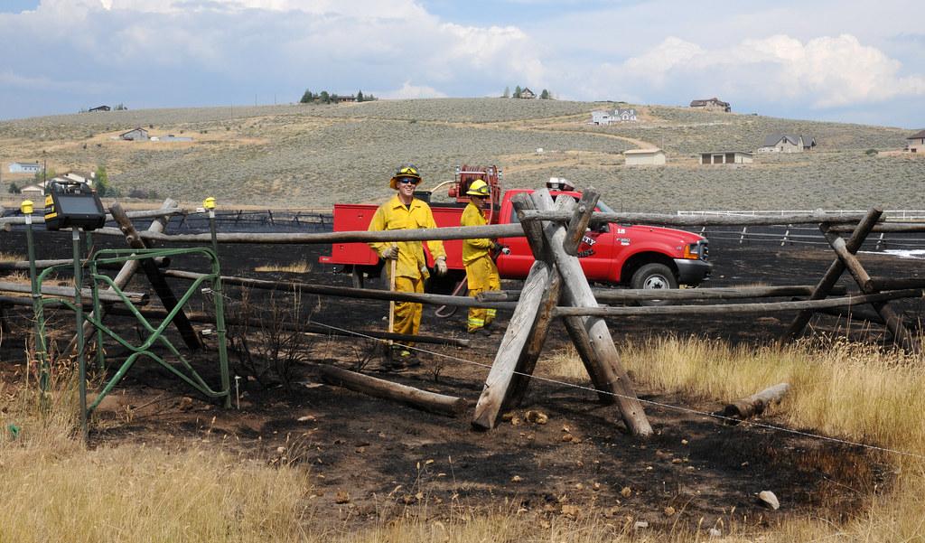 Fire Department Natural Gas Response Scenarios